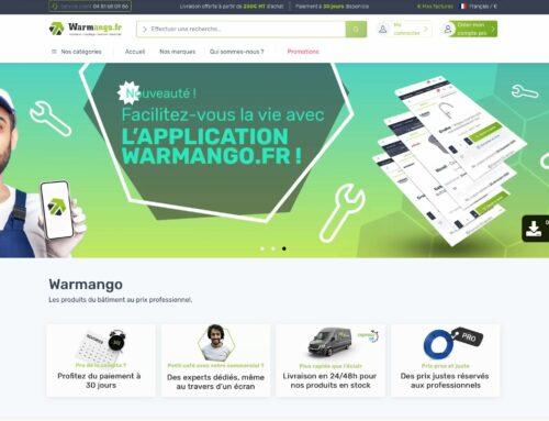 Warmango.fr becomes a member of EDIN S.A.